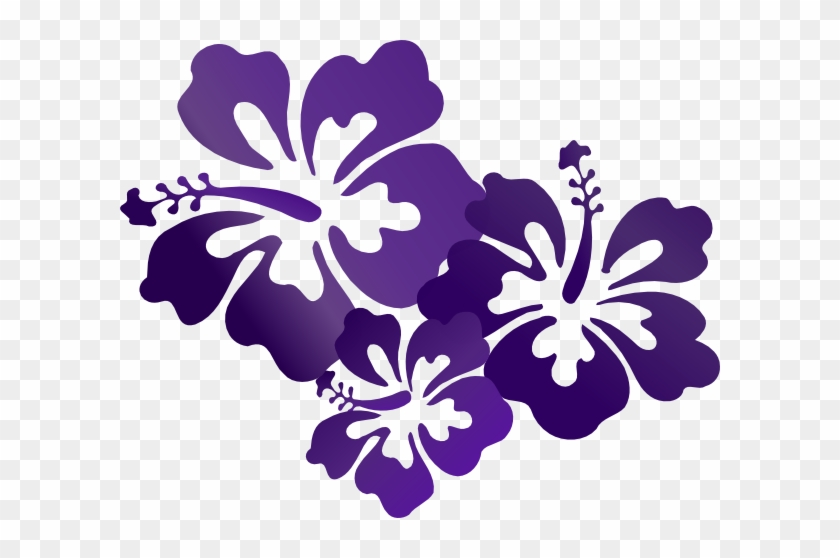Purple Flower Vector Png #271407