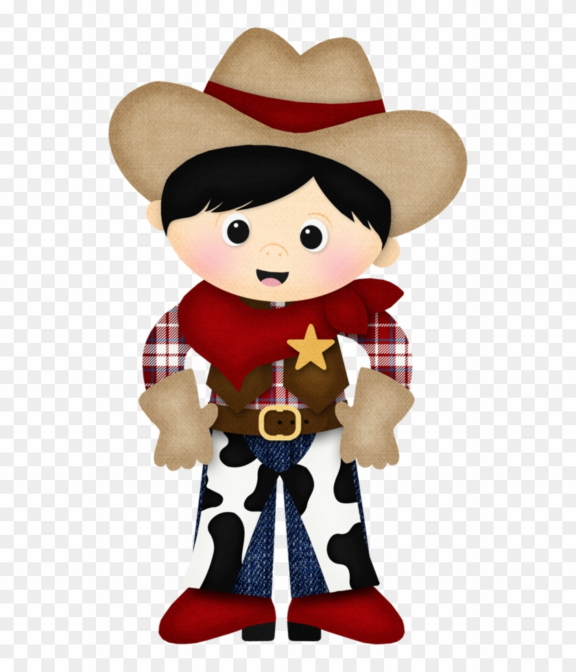 Cowboy E Cowgirl - Cowboy And Cowgirl Clipart #271556