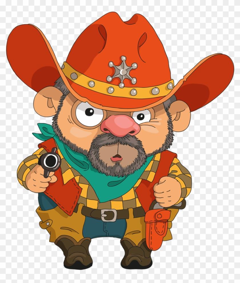 Cowboy E Cowgirl - Cowboy #271565