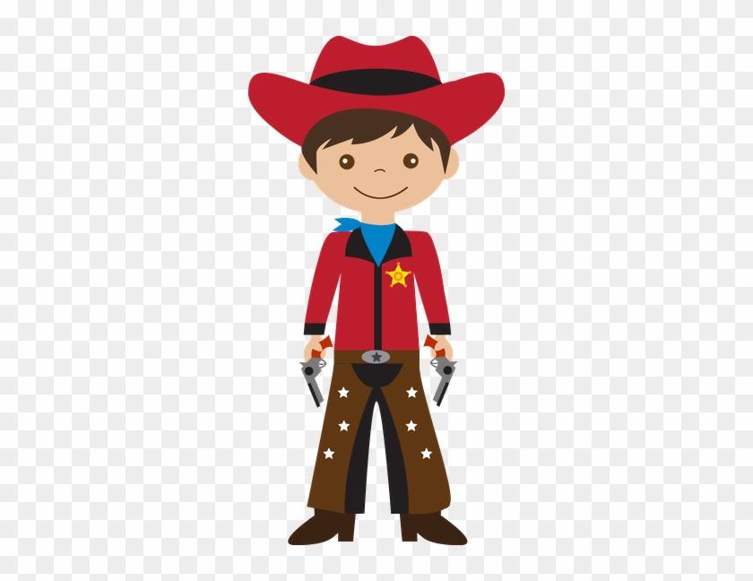 Cowboy E Cowgirl - Cowboy Dibujo #271630