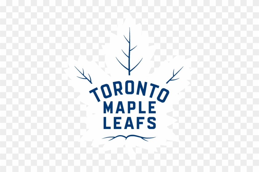 The Maple Leaf Is An Iconic Symbol Of Our Country, - Toronto Maple Leafs White Logo #271674