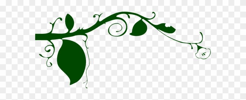 Clipart Info - Green Leaves Border Clip Art #271777