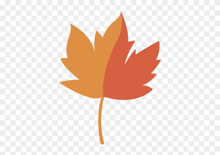 Falling, Leaves, Nature, Autumn, Leaf Icon Image - Fall Leaf Png Icon #271931