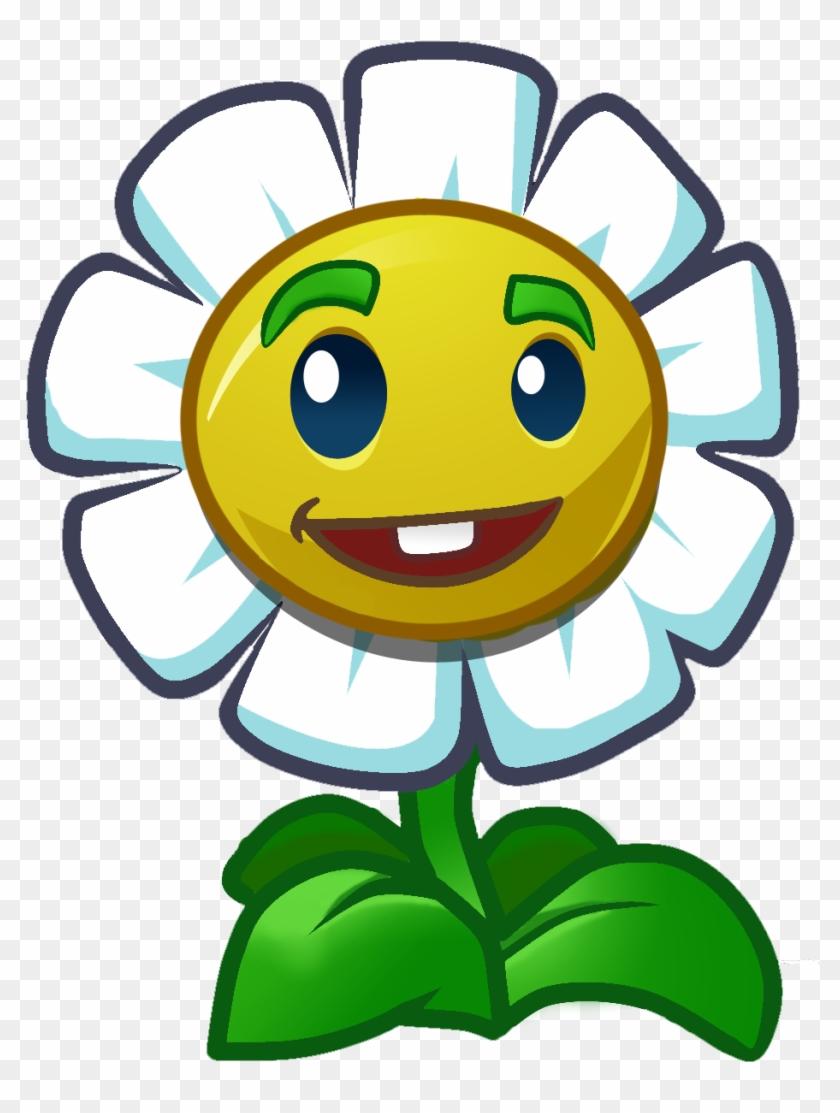 Marigold - Plants Vs Zombies 2 Marigold - Free Transparent
