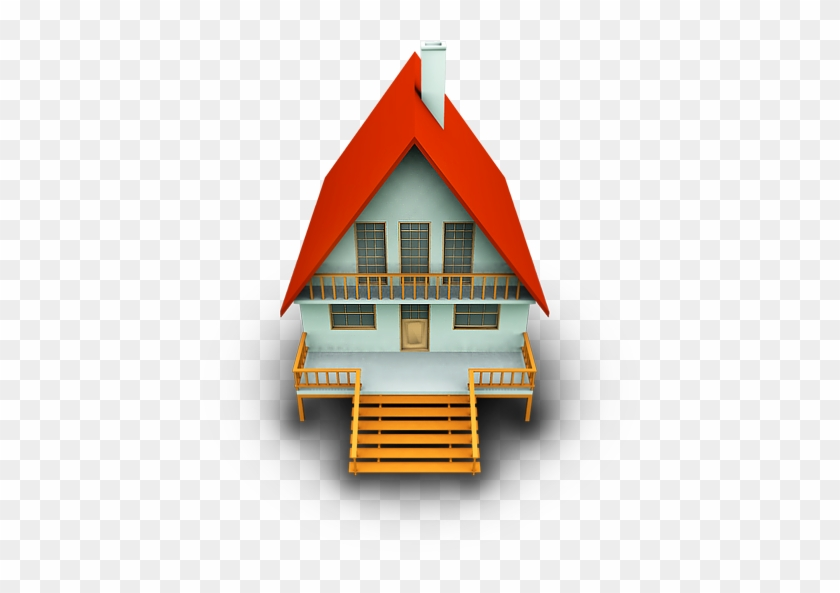 Home, Buildings, House, Internet, Page Icon - House Icon #272388