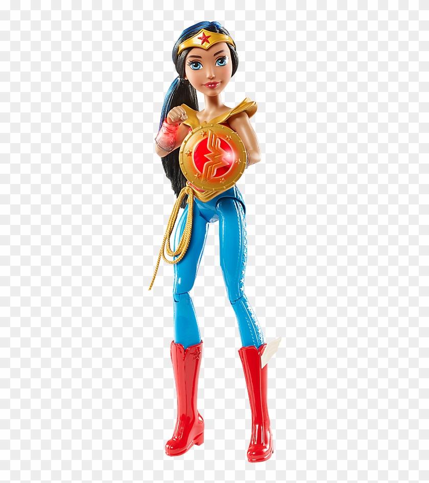 Dc Superhero Girls Wonder Woman Dc Comics - Dc Comics Super Hero Girls Power Action Wonder Woman #272438