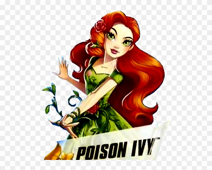 Resultado De Imagen Para Dc Superhero Girls Batgirl - Dc Super Hero Girls Poison Ivy #272533