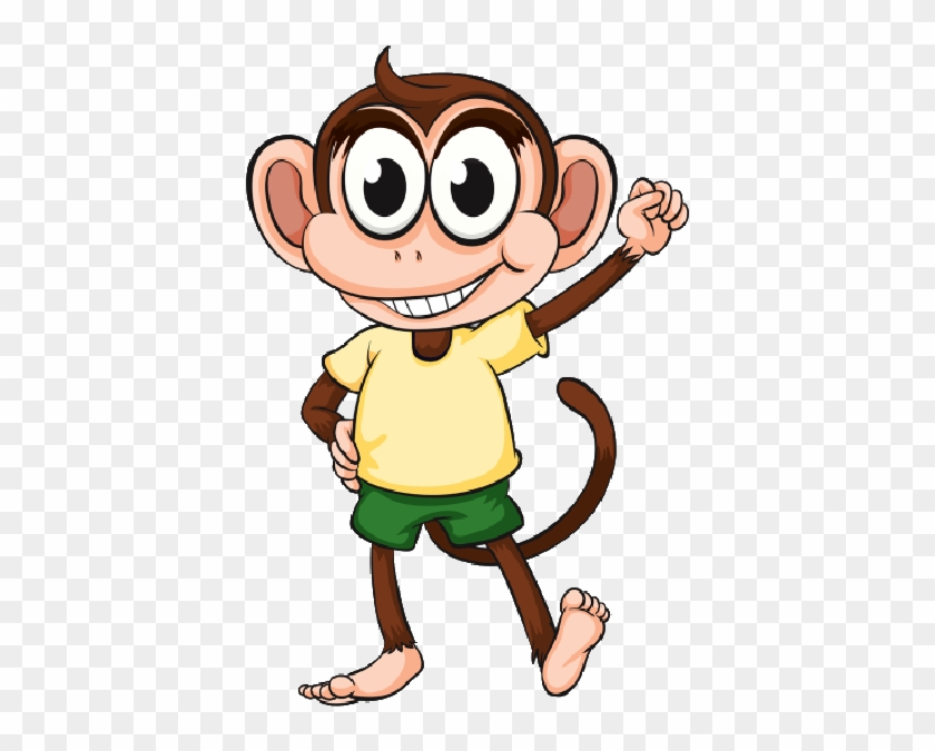 Картинки обезьянок прикольные из мультиков