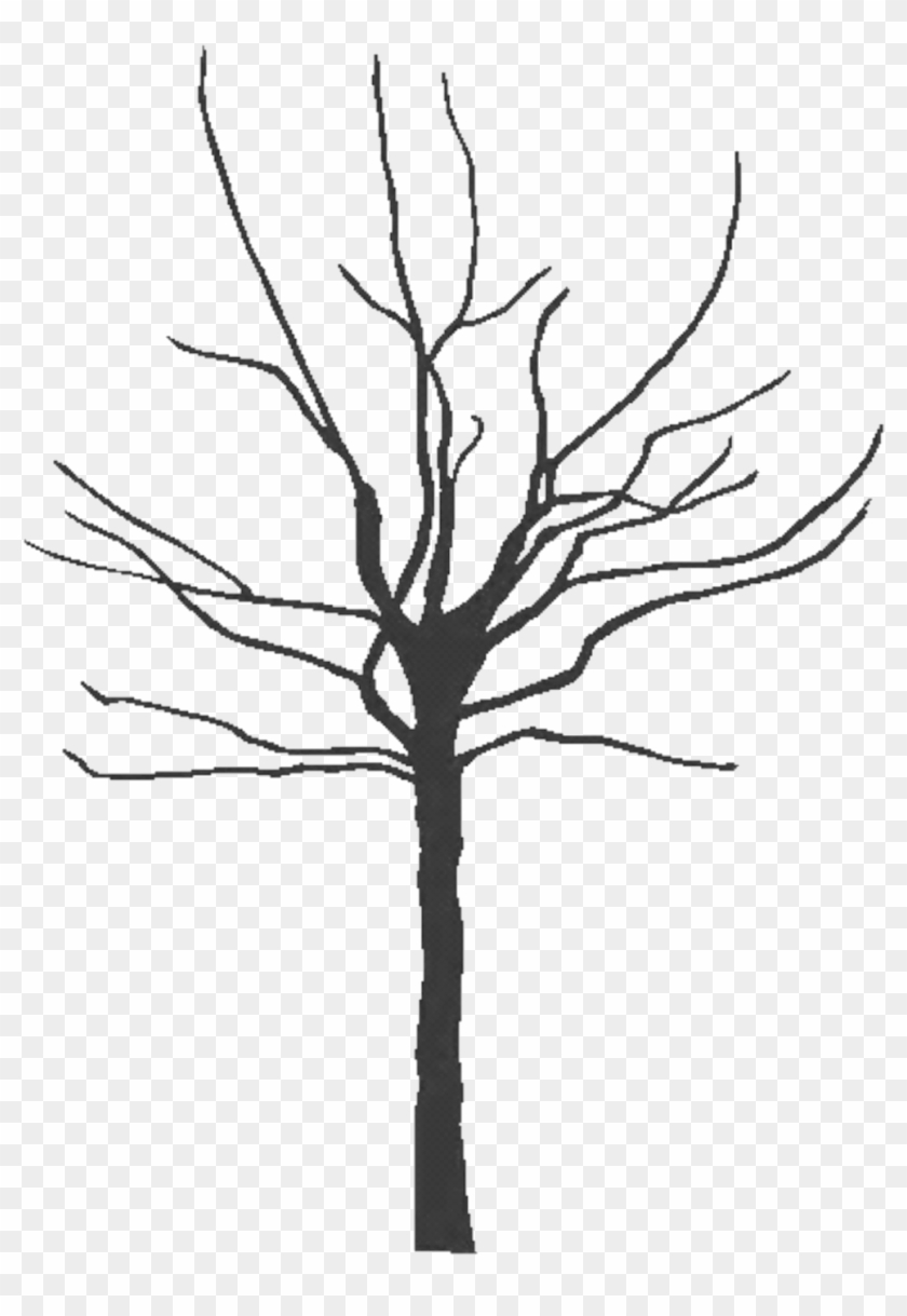 Pictures Of Bare Trees Clipart - Bare Clipart Tree #273071