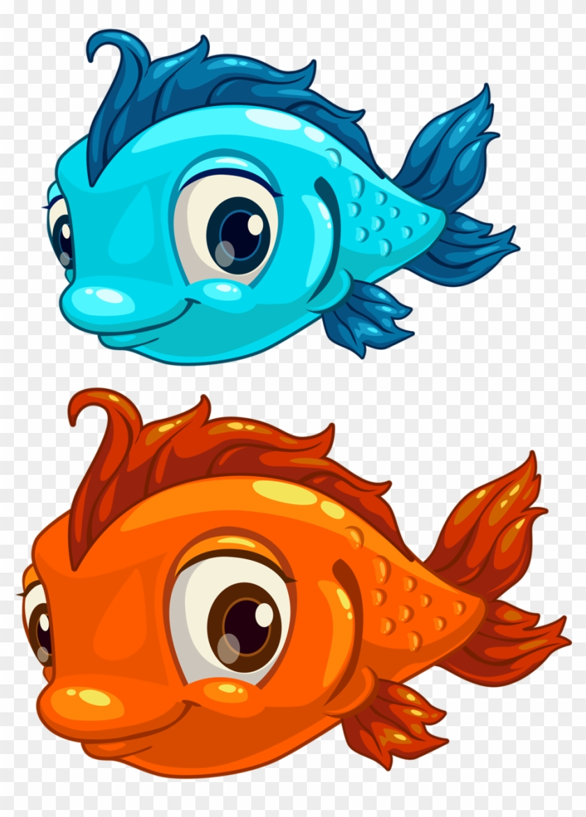 Fish Clipart - Transparent Background Clipart Tropical Fish #273125