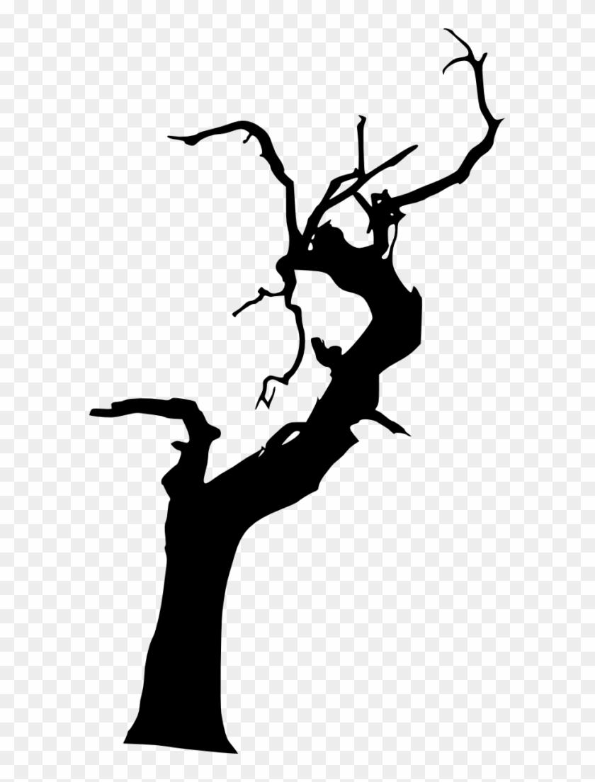 359 × 1200 Px - Dead Tree Silhouette #273436