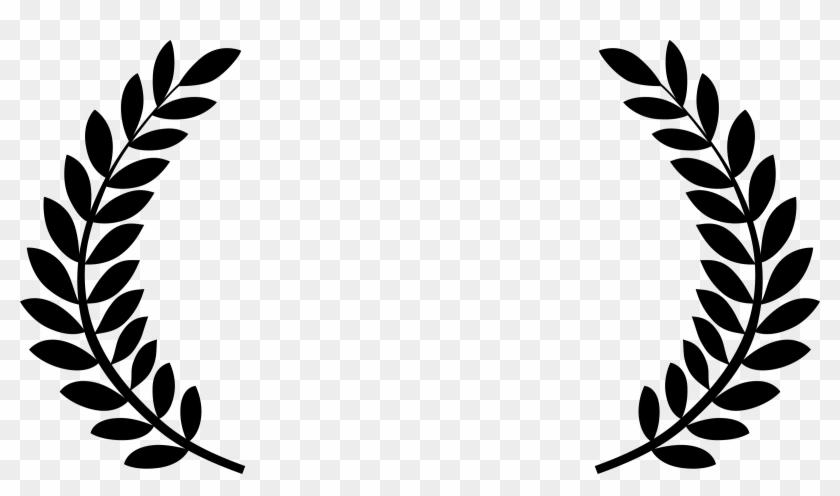 Vector Image Of Laurel Wreath - Film Festival Laurels Png #273471