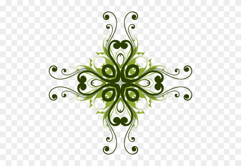 Clipart De Fleur Verte Design Of Flower Png Free Transparent Png