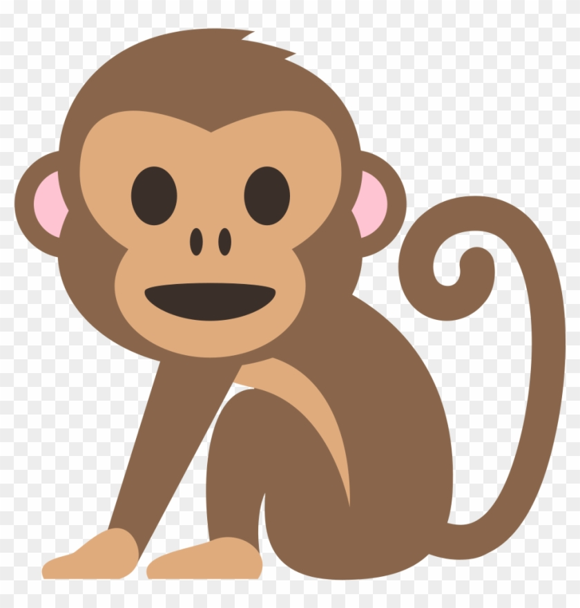 Emoji Mono - Coolest Monkey In The Jungle Thing #273643