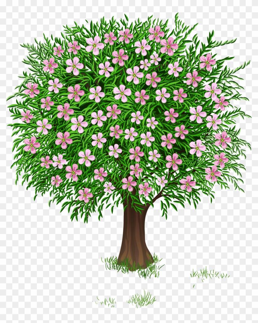 Весна Дерево Прозрачный Png Изображения Clipart - Spring Tree Clipart #273649