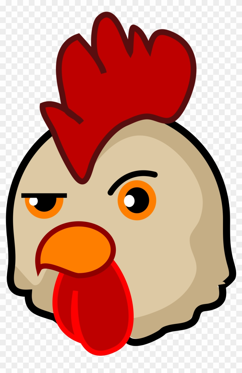 rooster head svg - HD 840×1296