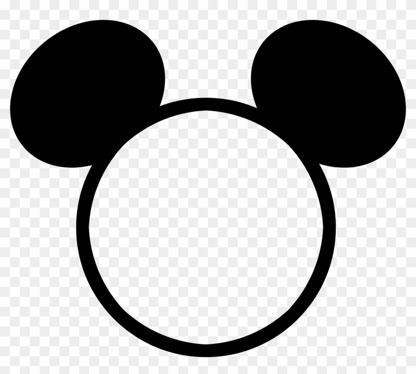 Mickey Page Mickey Mouse Frame Png Free Transparent Png Clipart
