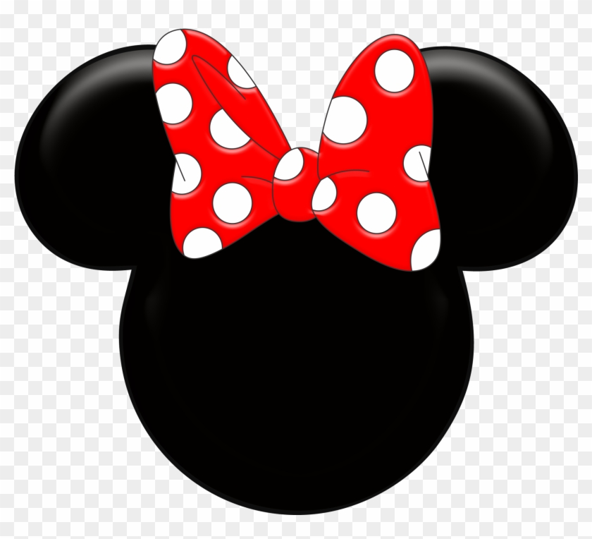 Red Minnie Mouse Wallpaper Kit Digital