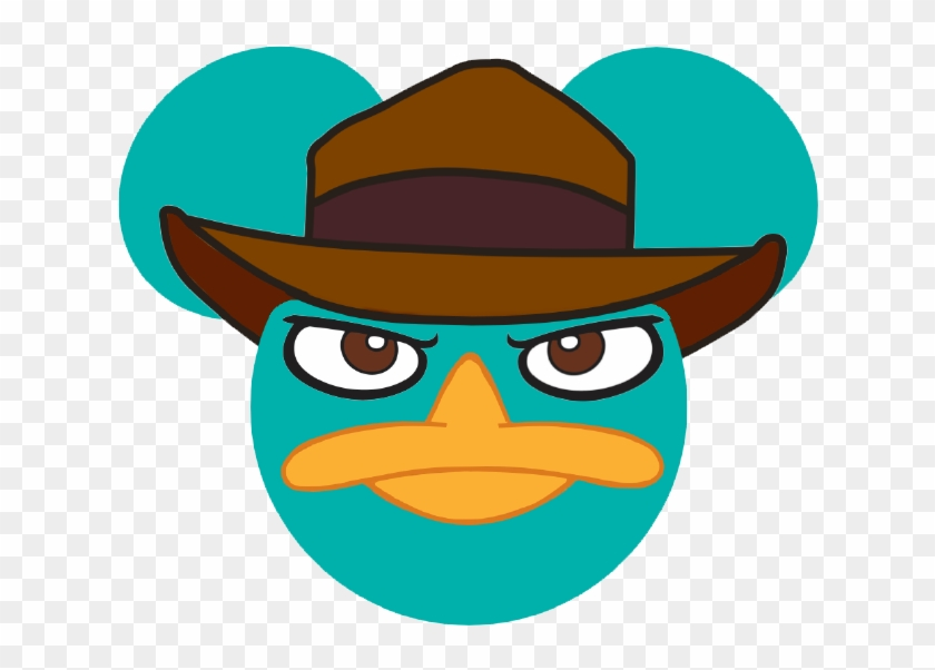 Perry The Platypus Clipart ✓ All About Clipart