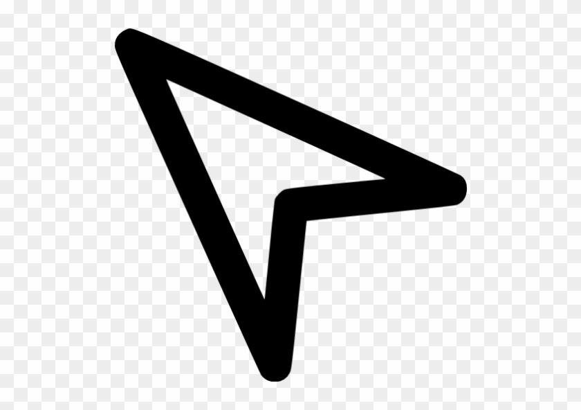 Cursor Arrow Png Clipart - Cursor Png #274384