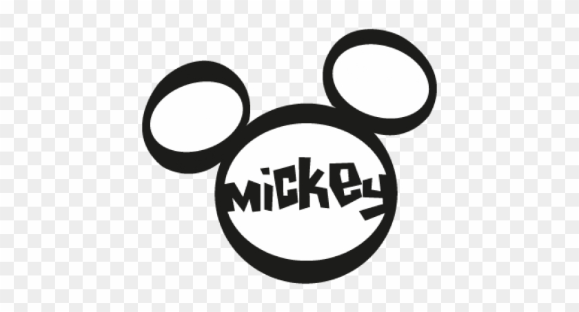 Mickey Mouse Logo Vector Mickey Mouse Symbol Copy And Paste Free