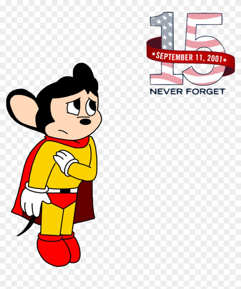 Marcospower1996 10 0 Mighty Mouse Remembering 9/11 - Remembering 9 11 Devaintart #274489
