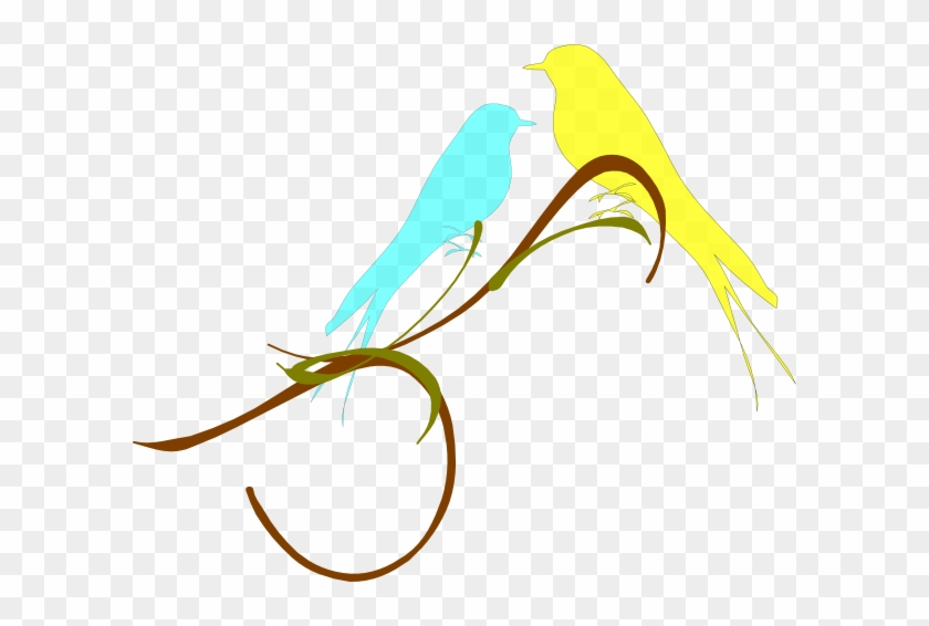 Lovebirds Download Png Picture - Burung Love Bird Vectorpng #274606