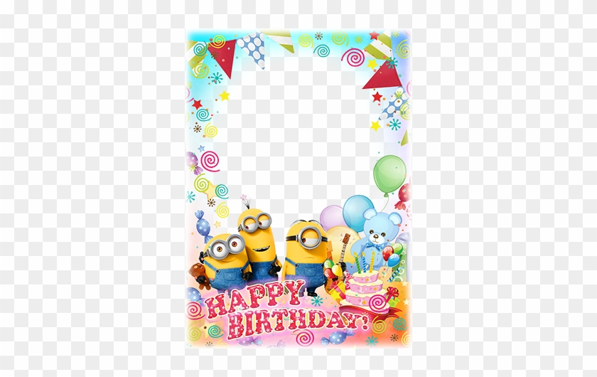 Happy Birthday Wishes By Minions - School Store Minions Love Universal Filled Pencil Case #274721