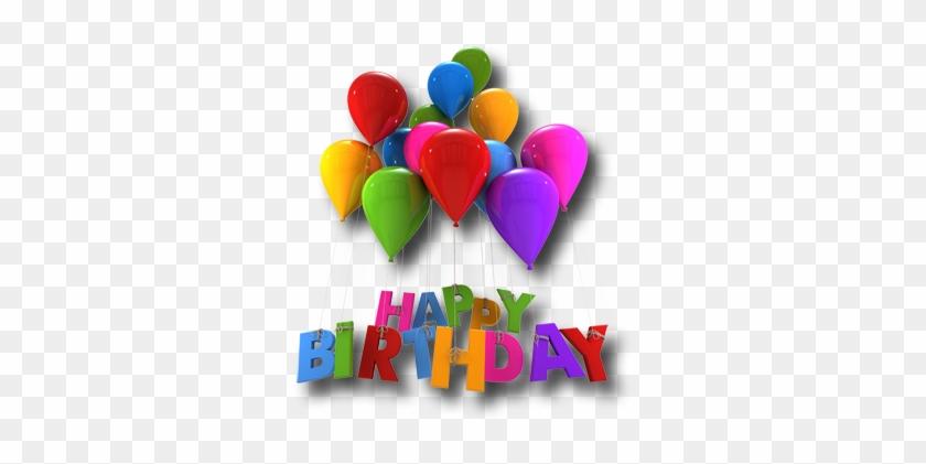 Birthday Balloons Birthday Balloons 13 - Happy Birthday Balloon Logo #274736