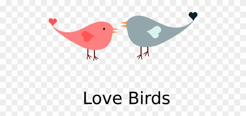 Love Birds Clip Art At Clkercom Vector Online - Birds With Umbrellas Clipart #274803