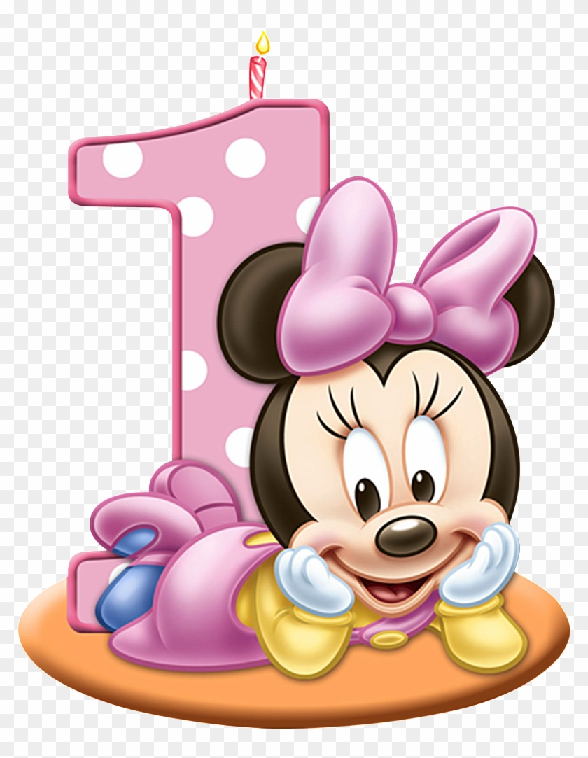 Minnie Mouse Baby Birthday