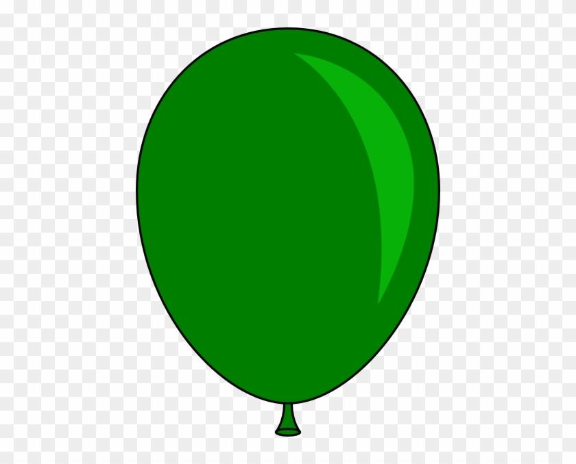 Blue Balloon Clip Art - Green And Blue Balloon Clipart #275208