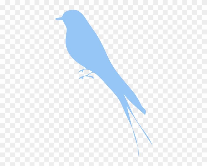 Bird Silhouette Clip Art At Clker Com Vector Clip Art - Bird Silhouette #275216
