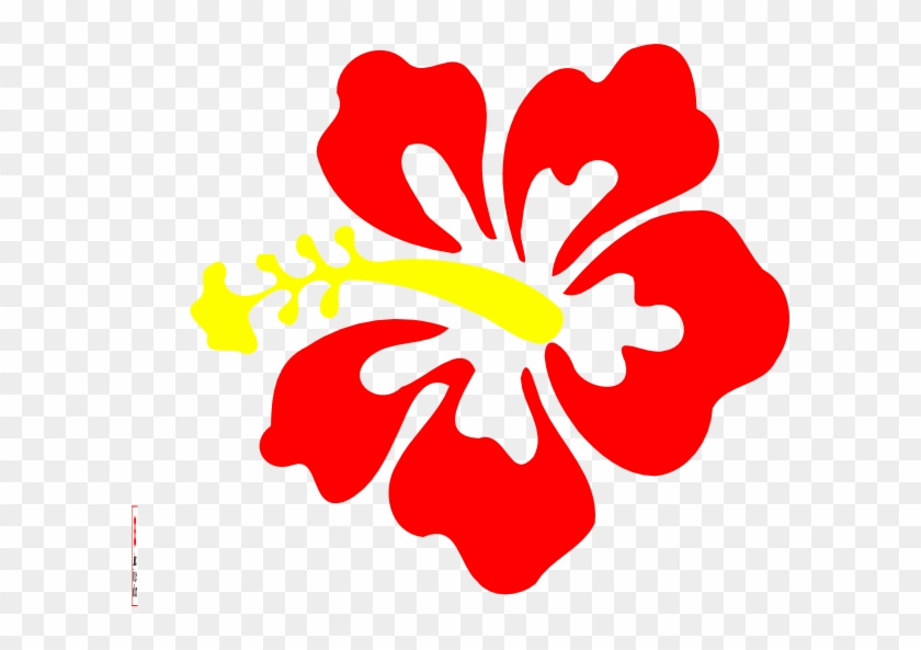 Hibiscus Flower Clipart - Hibiscus Clip Art #275252