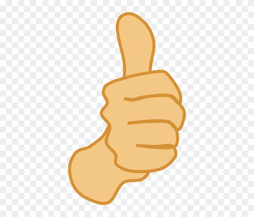 Sign, Black, Icon, Two, Symbol, Hand, Drawing, People - Thumbs Up Png #275295