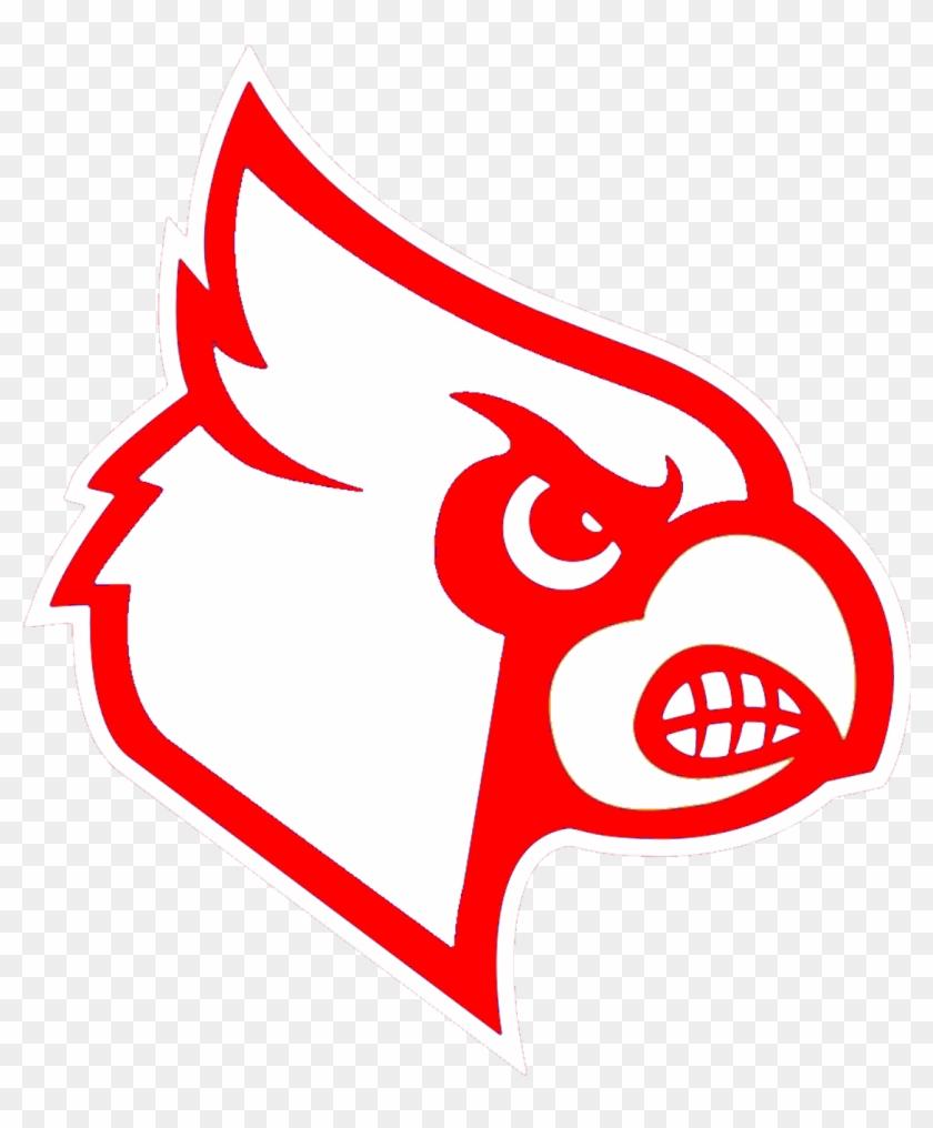 Red Cardinal Clipart - Lindsay High School Cardinals #275679
