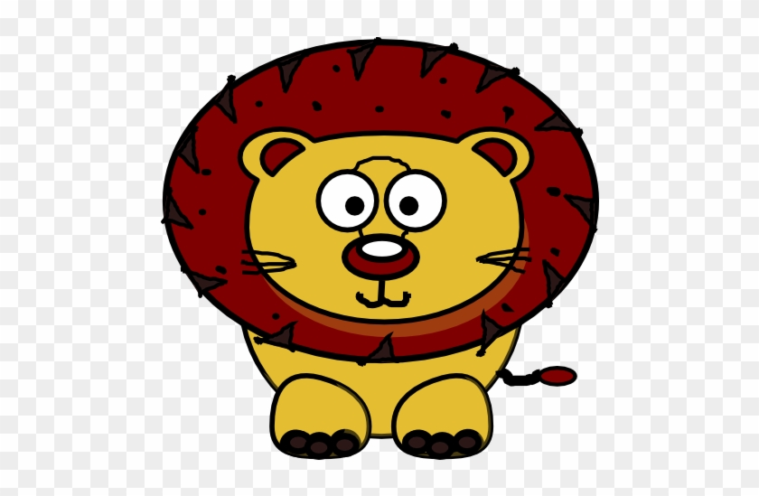 Baby Lion Clipart - Lion Clker #275901