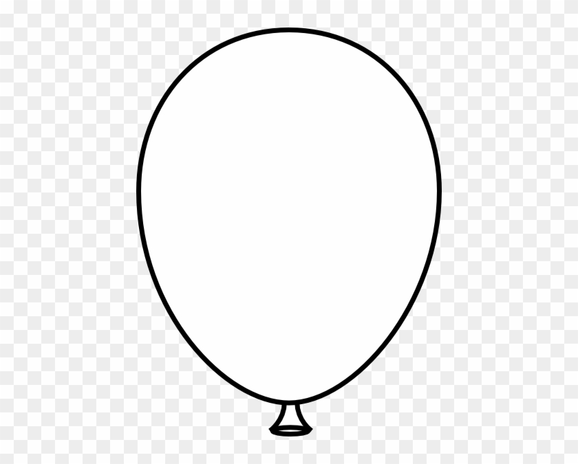 White Balloon Clipart Transparent Background #275936