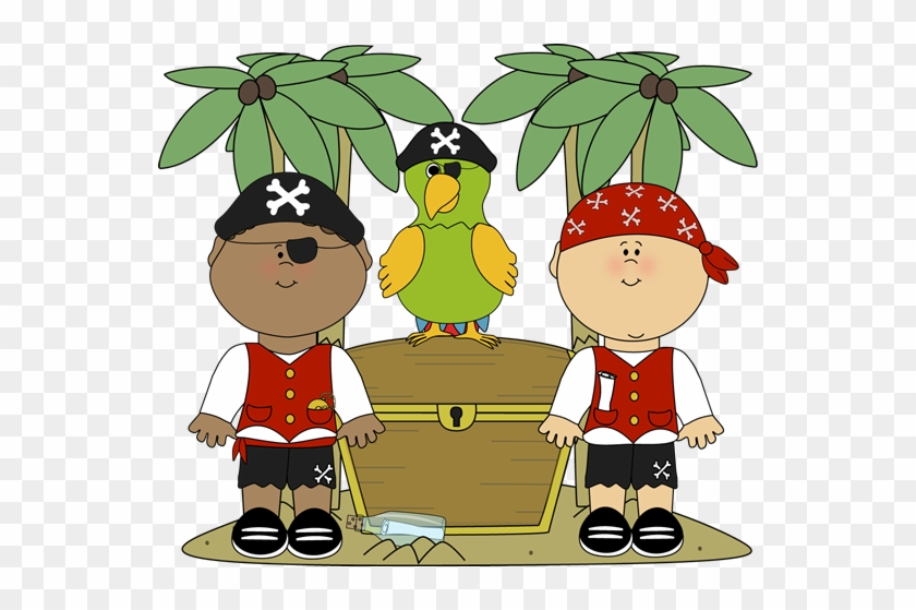 Pirate Clip Art - Cute Pirate Clipart #276261