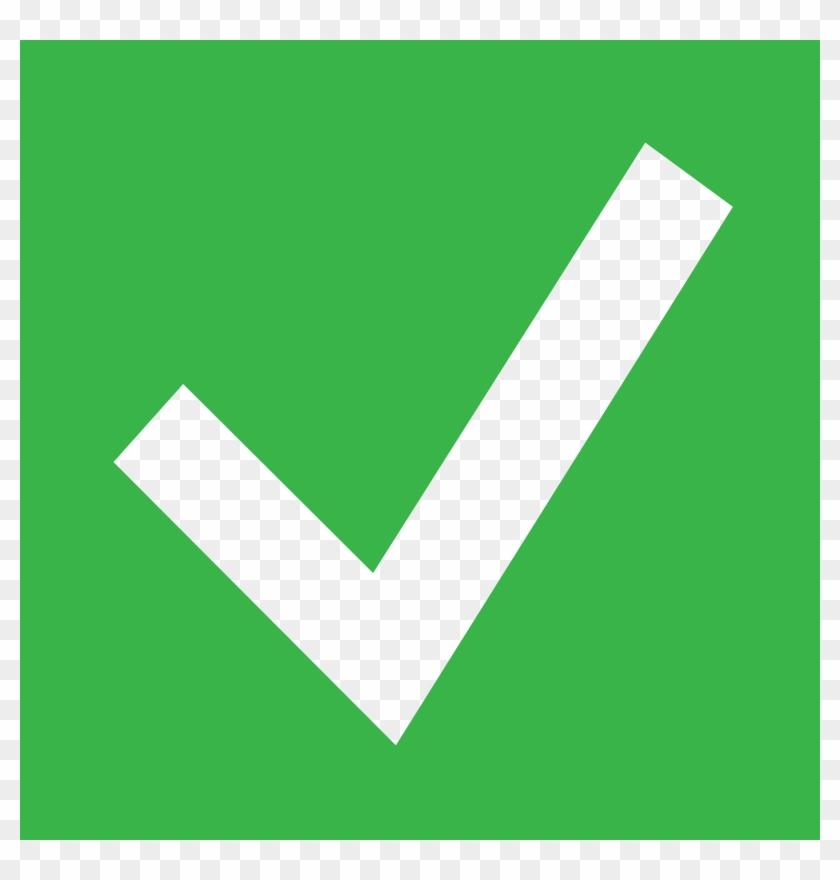 Check Mark Checkmark Clip Art At Vector Clip Art Clipartcow Green