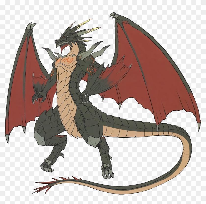 Black Dragon - Fire Emblem Black Dragon #276491