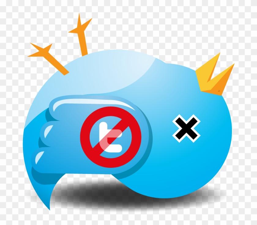 You Like Twitter - Dead Twitter Bird #276671