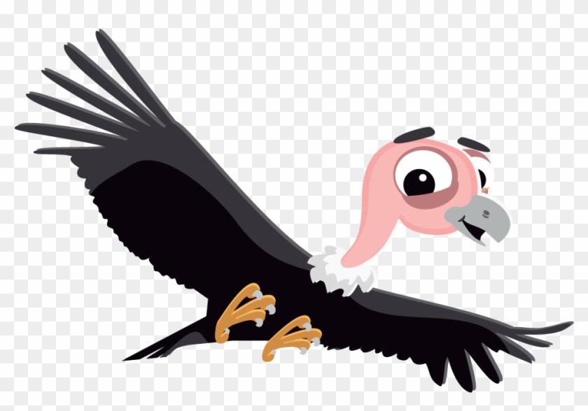 Free To Use & Public Domain Vulture Clip Art - Cute Vulture Clipart #276899