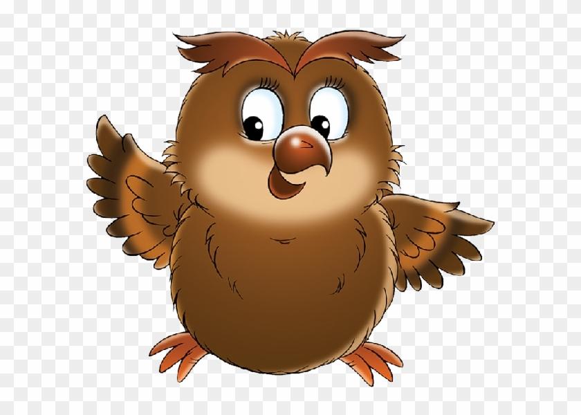 Owl's - Owl Bird Cartoon #276973
