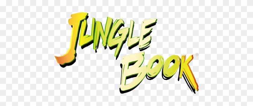 Boom Logo - The Jungle Book #277126