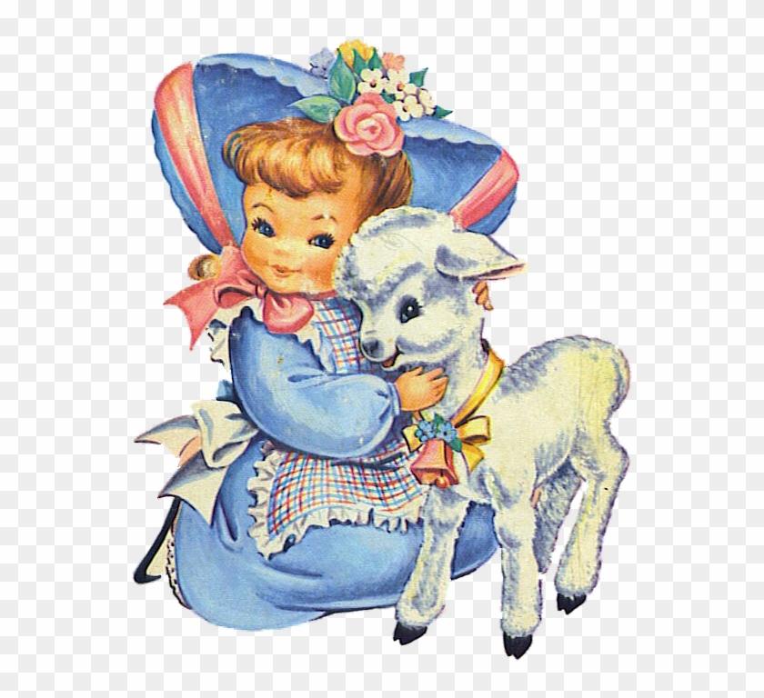 Mary Had A Little Lamb - Mary Had A Little Lamb Png #277213