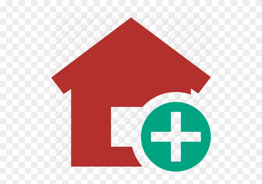Address, Blue, Casa, Circle, Home, House, Local, Icon - Add Photo Icon Camera #277632