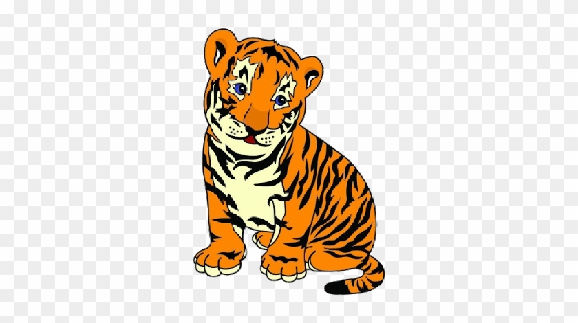 Cool Tiger Cartoon Images Tiger Clipart Cat Images Vector Image Of Tiger Free Transparent Png Clipart Images Download