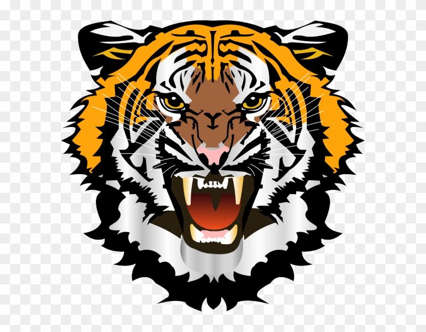 Tiger Png Images Transparent Free Download - Tiger Face Png #277859