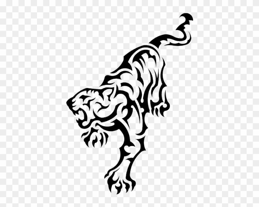 ff16c6fcf Animale, Tiger, Sumatra Tiger, Tierwelt, Tiger Tattoos - Tribal Tiger Tattoo